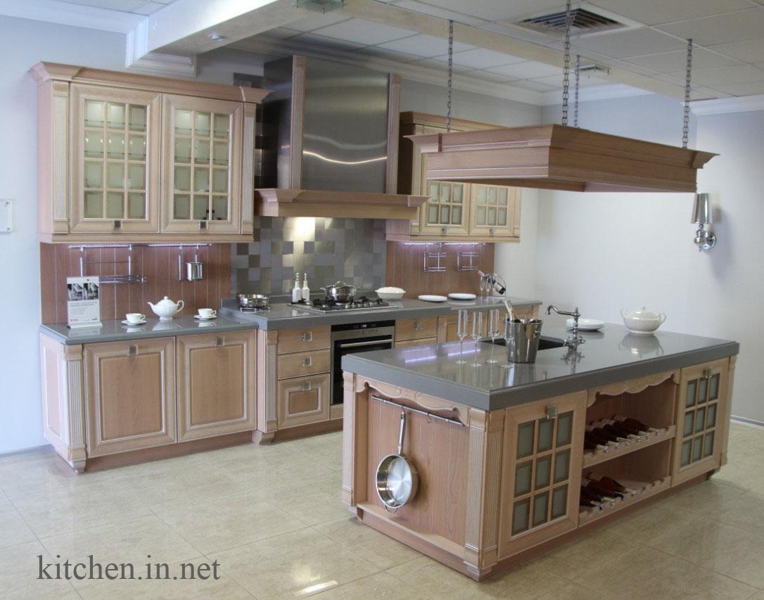 Проект кухни с островом: правила расстановки