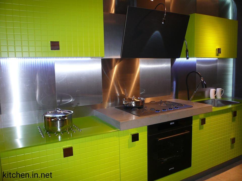 Дизайн кухни: выбираем столешницу