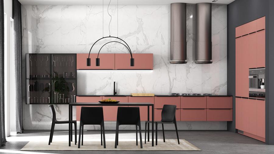 Кухонные зоны: идеи удобного размещения