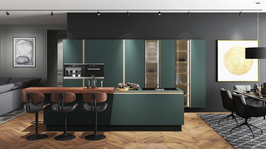 Особенности кухни-студии, которые делают её самой популярной планировкой